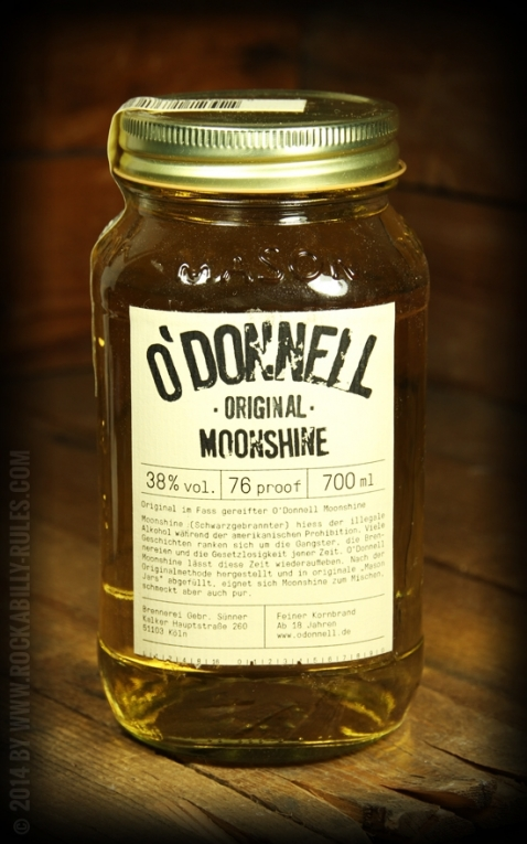 Original ODonnell Moonshine