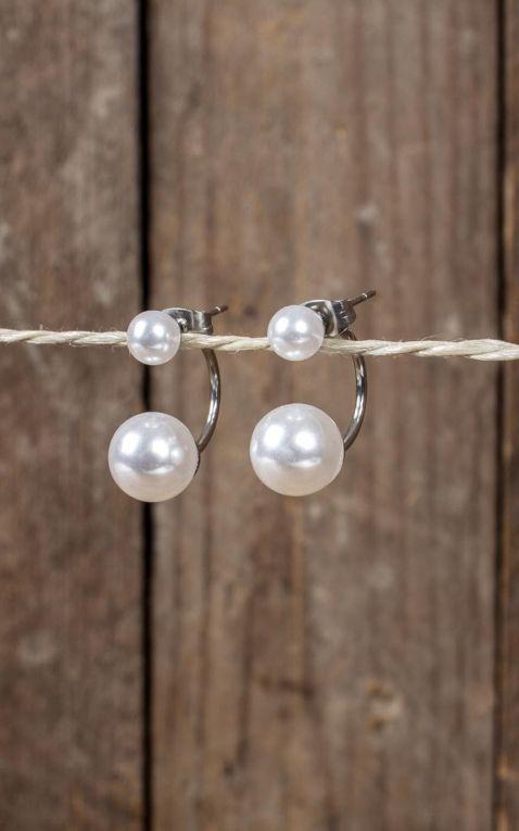 Ohrstecker | Ohrringe mit Perlen