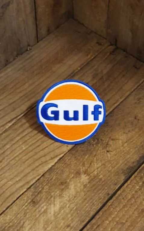 Patches à coudre - Gulf Oil Motorsport