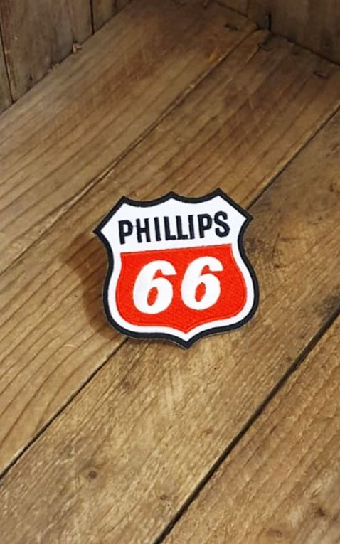 Patches à coudre - Phillips 66 Racing