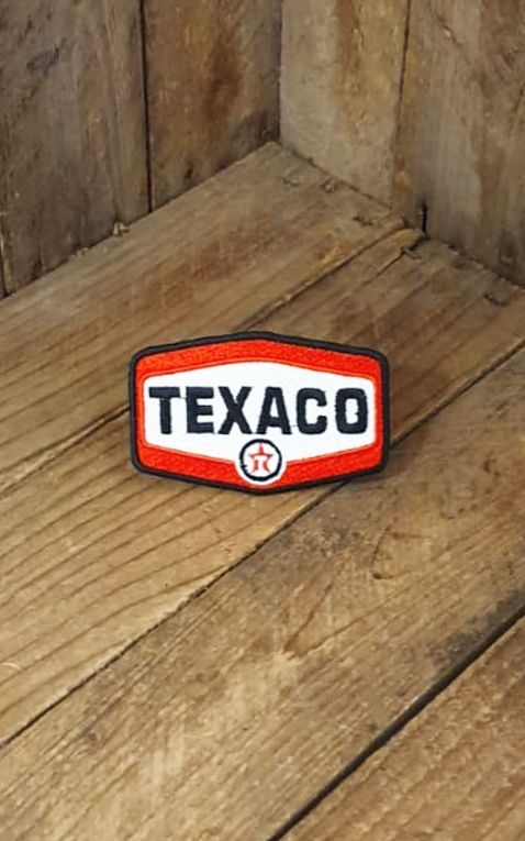 Patches à coudre - Texaco Racing