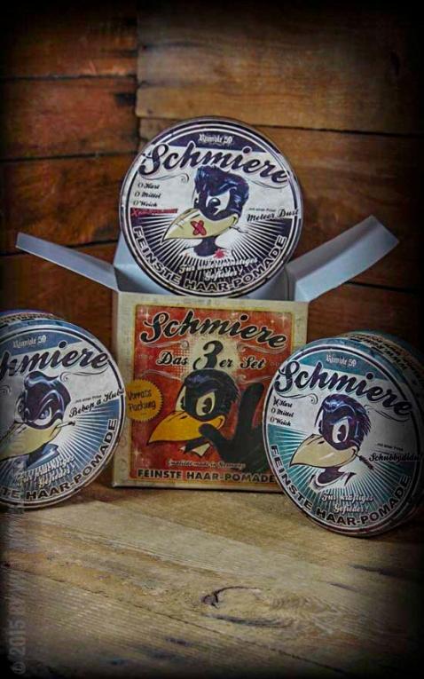 Rumble59 - Schmiere - Set pour les avancés