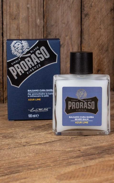 Proraso - Beard Care - Beard Balm Azure Lime