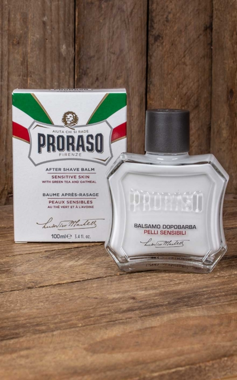 Proraso - WHITE - After Shave Balsam sensitive