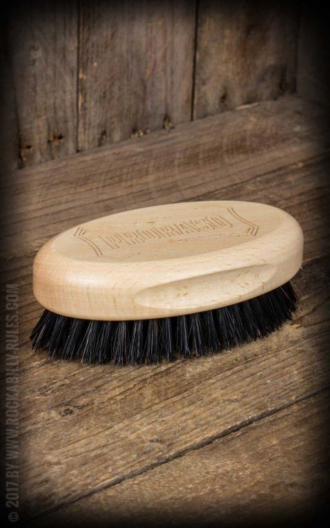 Proraso - Pinceau Barbe | Brosse militaire