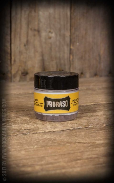 Proraso Bartwachs Wood & Spice