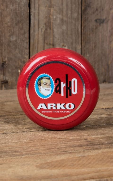 Shaving Soap Arko Soap Bowl