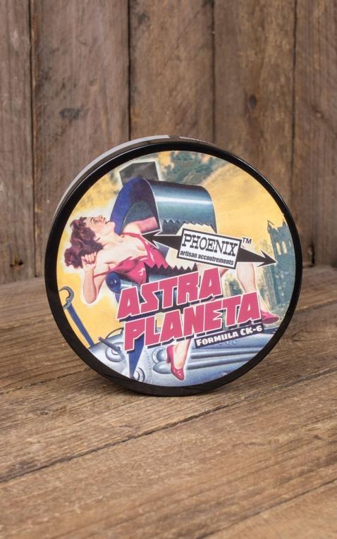 Phoenix Artisan Accoutrements - vegan Shaving Soap Astra Planeta