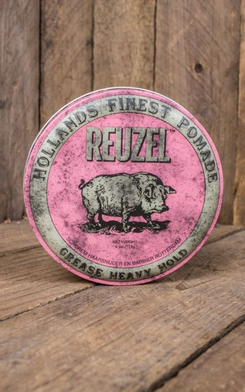 reuzel pomade - heavy hold | top choice online!