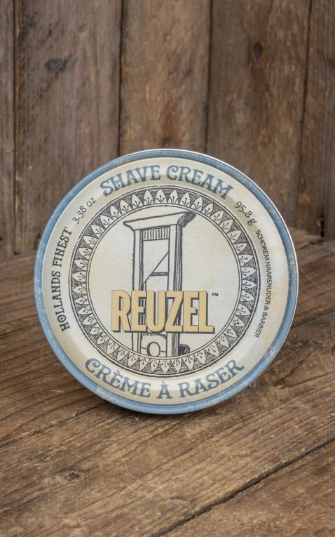 Reuzel - crème à raser