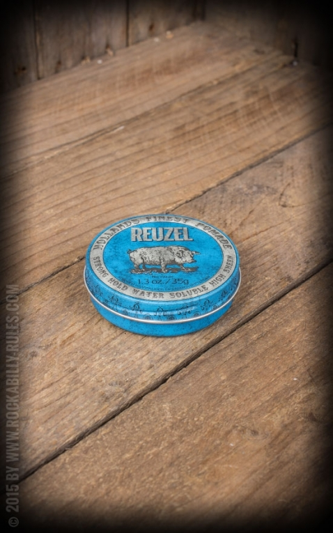 Reuzel Pomade - Strong Hold High Sheen 1.3oz./35g