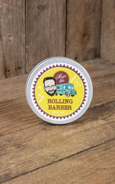 Marc the Rolling Barber Pomade waterbased, Lemon 75ml
