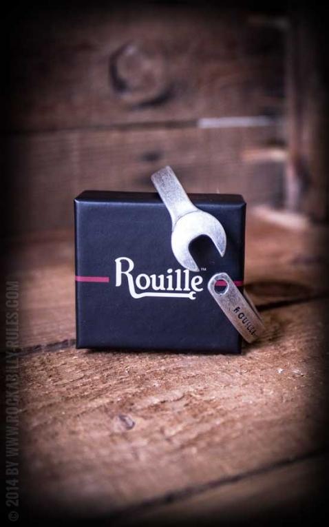 Rouille Bracelet Heritage Racelet - Argent vieilli