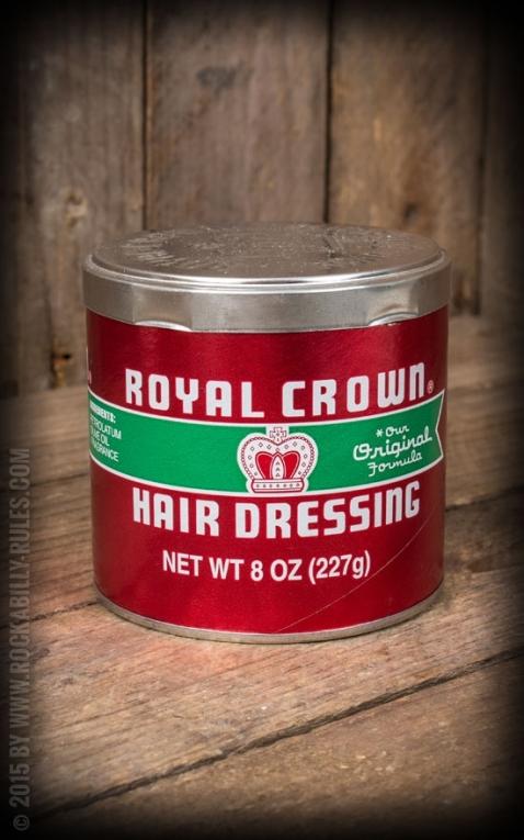Royal Crown Hair Dressing Pomade - 227gr