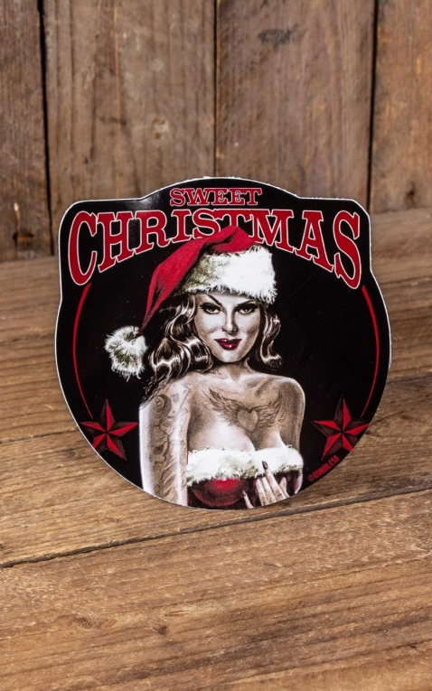 Rumble59 - Autocollant Sweet Christmas