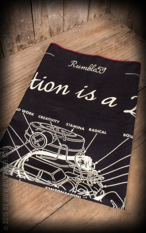 Rumble59 - Bandana - Ambition is a Dream