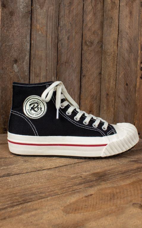 Rumble59 - Burnout-Sneaker - schwarz