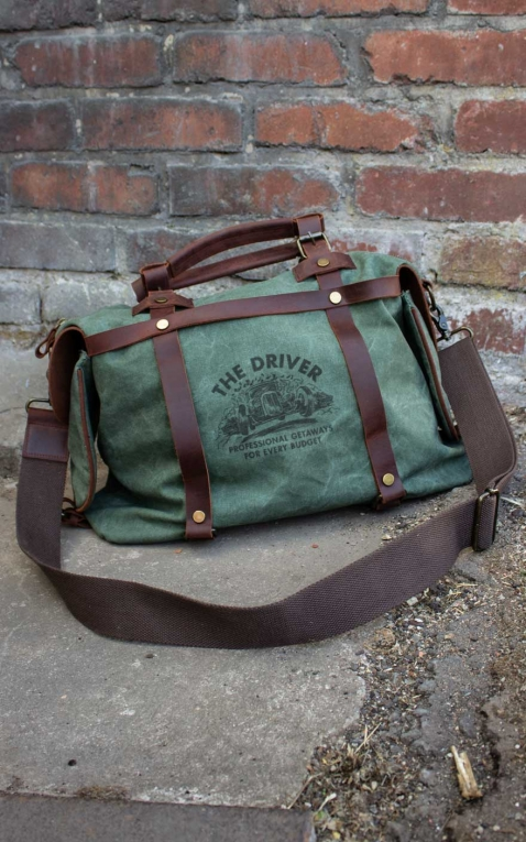 Rumble59 - Duffle Bag - The Driver