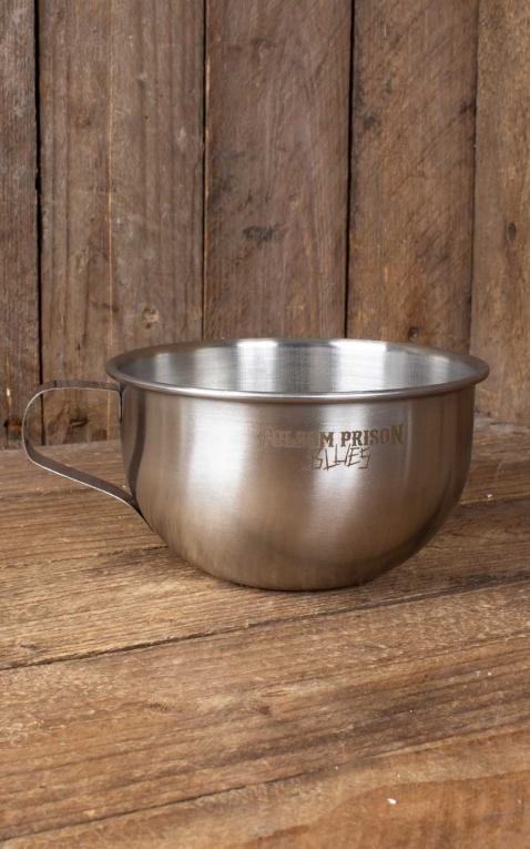 Rumble59 - Stainless steel cup - Folsom Prison