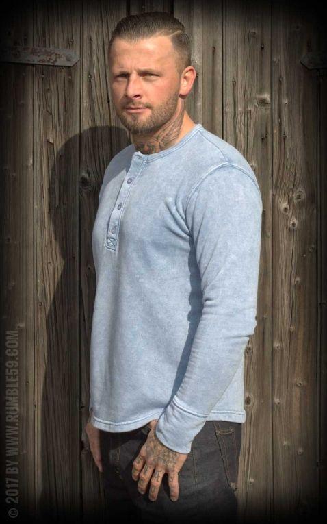 Rumble59 - Henley Shirt