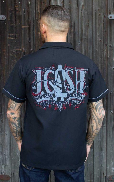 Rumble59 - Lounge Shirt - Man in Black