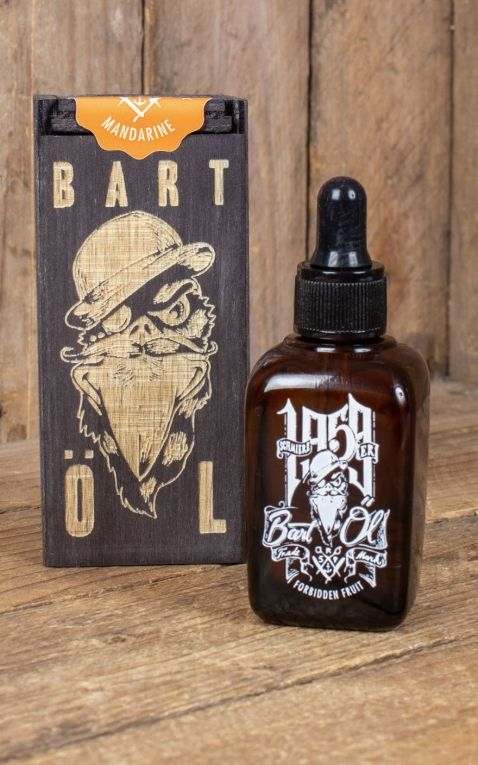 Rumble59 - Schmiere - Beard Oil Forbidden Fruit, 50ml
