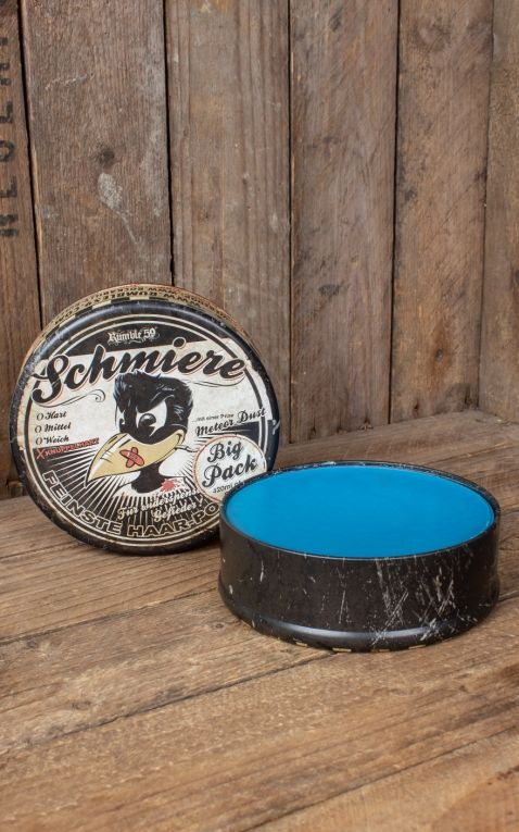 Rumble59 - Schmiere - Pomade knüppelhart, Big Pack