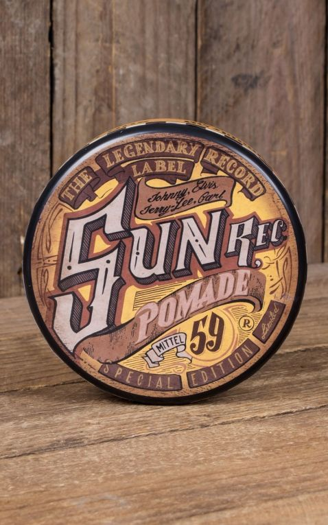 Rumble59 - Schmiere - Special Edition mittel - Sun Records