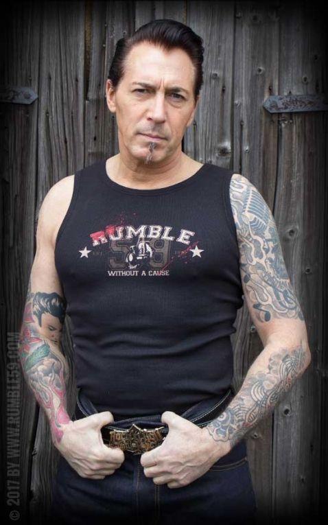 Rumble59 - Tank Top Herren - Boxing Gloves