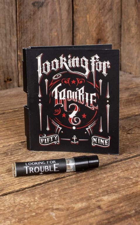 Rumble59 - Testeur Eau de Parfum | Parfum pour homme - Looking for trouble