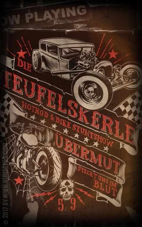 Rumble59 Poster - Teufelskerle