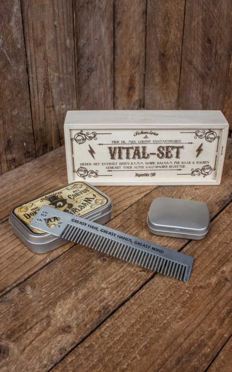 Rumble59 - Schmiere - Dr. Corvus Vital Set