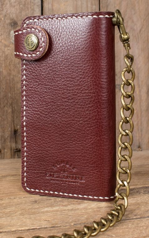 Rumble59 - Leather Wallet 2-Tone - Cash Only