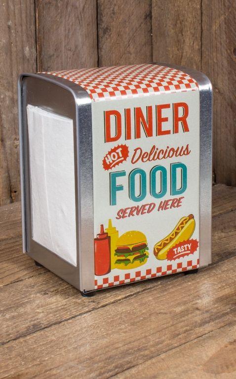 Distributeur de Serviettes Diner