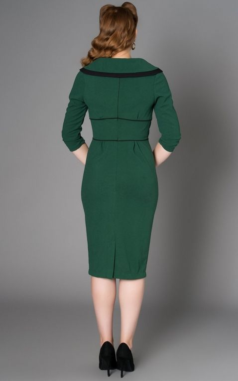 Sheen Clothing Pencil Skirt Dress Irma