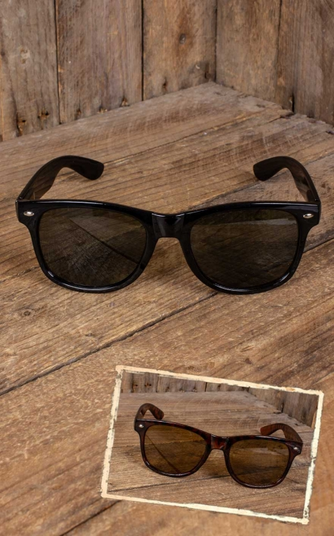 Revive Eyewear - Sonnenbrille Wayfarer