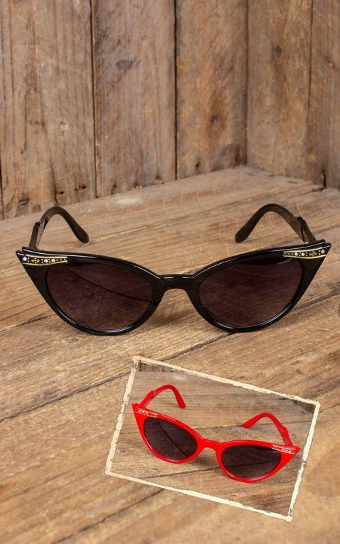 Revive Eyewear - Lunettes de Soleil Vintage Cat Eye