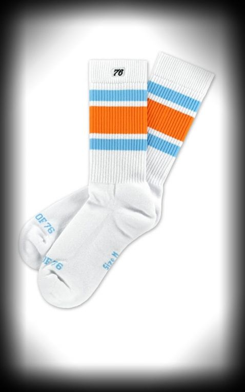 Lo Chaussettes Skate Endless Summer