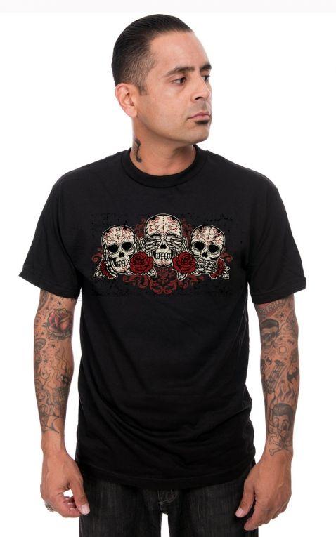 Steady T-Shirt - Hear No Evil