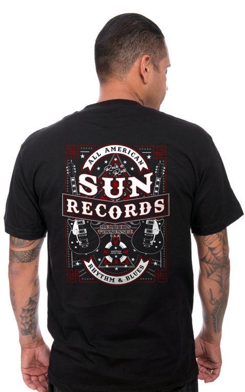 Steady T-Shirt - Sun Records All American