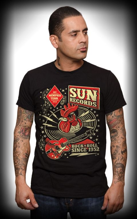 Steady T-Shirt - Sun Records Hop