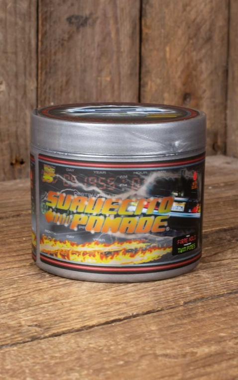 Suavecito Firme Hold Pommade Back to the Future
