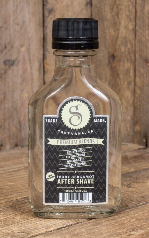 Suavecito Premium Ivory Bergamot After Shave