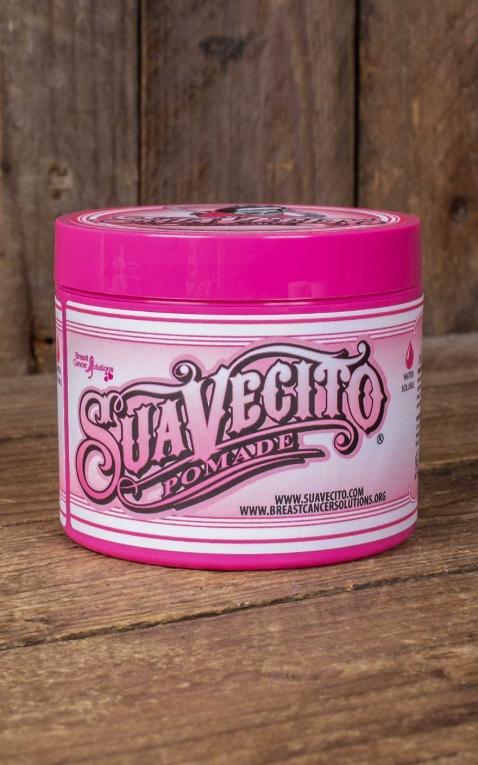 Suavecito Original Hold Pomade X Breast Cancer Solutions
