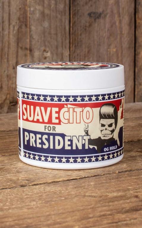 Suavecito Original Hold Pomade Campaign 2020