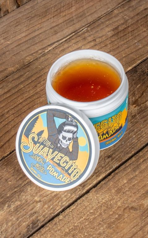 Suavecito Pomade Winter Edition 2018, original hold