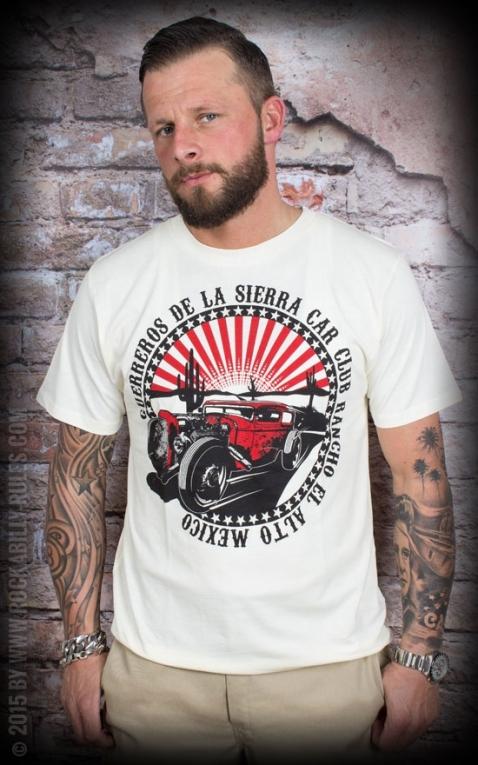 T-Shirt - Guerros de le Sierra