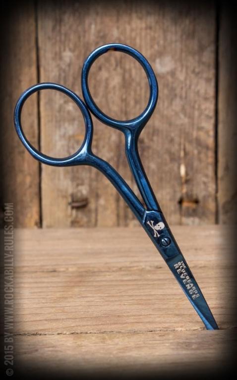 The Bluebeards Revenge Scissors Moustache and Beard Trim