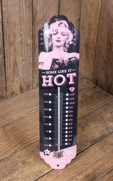 Thermometer Marilyn Monroe - Some Like It Hot