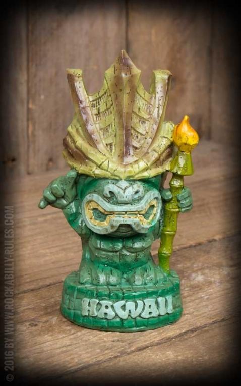 Tiki Menehune Figurine - Shaka Tiki